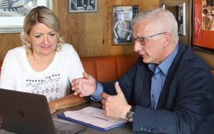 Strategie Meeting mit Coiffeur Kremer in Saarlouis